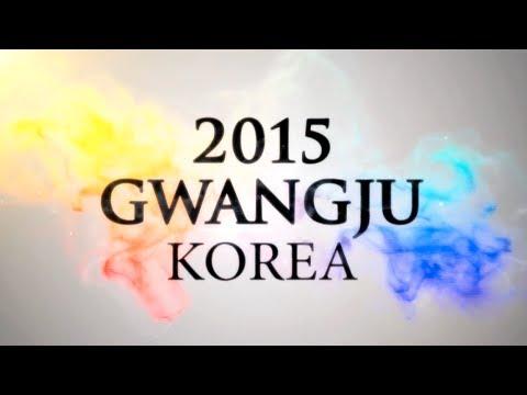 28th Summer Universiade 2015 - Gwangju - Korea