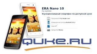 Fly IQ4490i Era Nano 10 обзор(Видеообзор смартфона Fly IQ4490i Era Nano 10 Black Узнать цену на смартфон Fly IQ4490i Era Nano 10 Black ..., 2014-10-15T19:46:11.000Z)