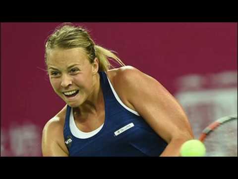 Anett Kontaveit vs Aliaksandra Sasnovich Ladies Open Biel-Bienne semifinal tennis Review