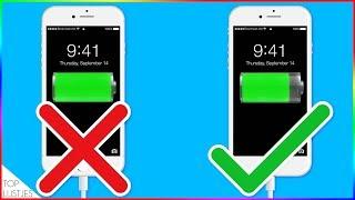 10 TIPS VOOR BETERE BATTERIJDUUR! 🔋 - iPHONE, SAMSUNG & OVERIGE