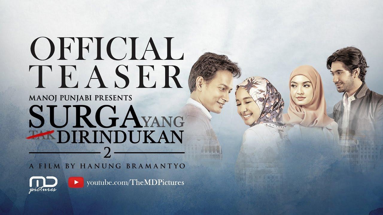 Film religi sekuel besutan Hanung Bramantyo. [Sumber: Youtube]