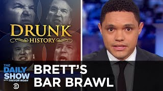 Brett Kavanaugh's 1985 Bar Brawl Brings His Honesty Under Oath Into Question | The Daily Show thumbnail