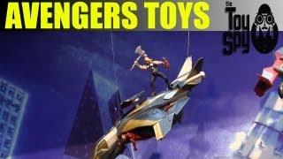 Hasbro Avengers Toys - 2012 New York Toy Fair - The Toy Spy