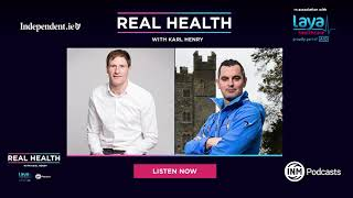 The Real Health Podcast: Gerry Hussey and the 900 months you have to live the life you want
