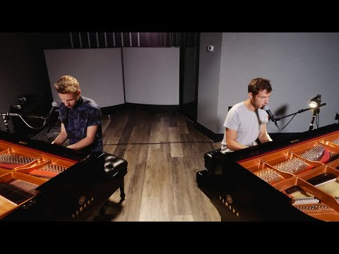 Jon McLaughlin - Dueling Pianos Feat. Cody Fry (Your Song/Walking After You) Mp3