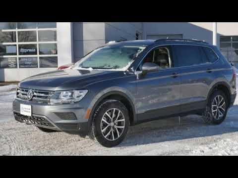 New 2019 Volkswagen Tiguan Saint Paul MN Minneapolis, MN #89484