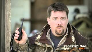 Sportdog Sport Hunter 1825 - Dog Training Collar Review - Sportingdogpro.com