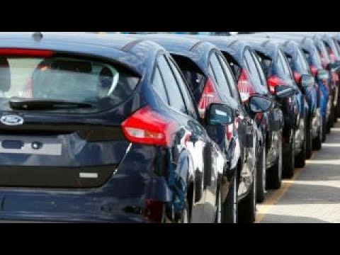 Ford cuts production of 3 US plants