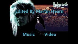 Labyrinth Music Video David Bowie   As The World Falls Down