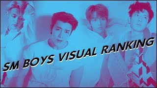 SM BOYS VISUAL RANKING