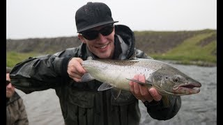 FLY FISHING SALMON // ICELAND