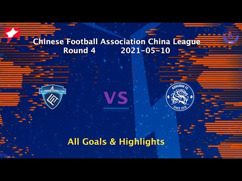 Nanjing Fengfan Kunshan Goals And Highlights