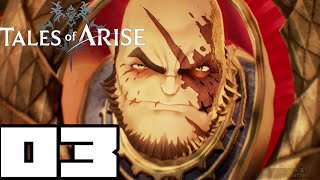Tales of Arise - - WALKTHROUGH PLAYTHROUGH LET'S PLAY GAMEPLAY - Part 3