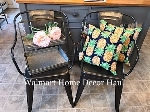 Home Decor WIN For Walmart!