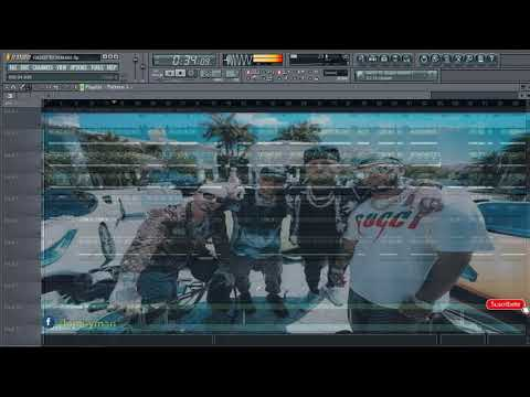 Remake Instrumental VEN Y HAZLO TU – Anuel AA x NICKY JAM x J BALVIN  _ LOMBY ON THE BEAT