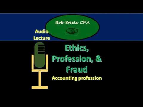 100.8-Ethics, Profession, & Fraud.