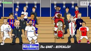 The Goat Revealed ( The Roy Keane Show )