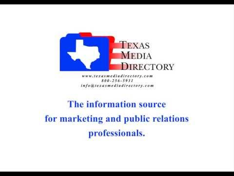 Texas Media Directory Online Lite Version Overview