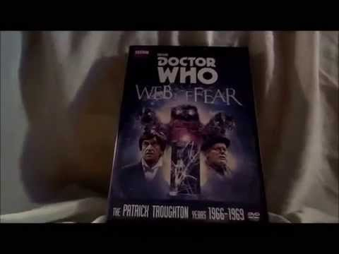 Doctor Who Reviews: Episode 2: The Web of Fear (OLD!)