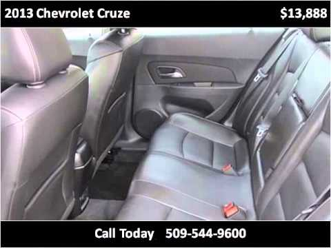 All Star Motors Pasco Wa >> 2013 Chevrolet Cruze Used Cars St. Pasco WA - YouTube