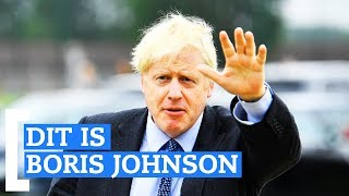 Wie is Boris Johnson?