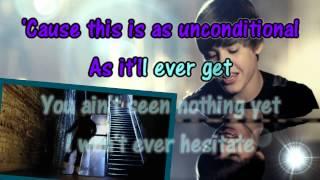 U Smile - Justin bieber (Karaoke)