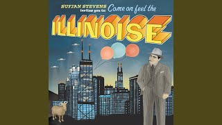 A conjunction of drones simulating the way in which Sufjan Stevens has an existential crisis in...
