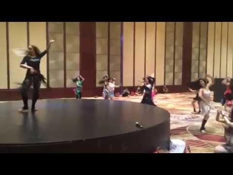 Surimay Workshop Megance Song Mazagat In Dance For Unity 2015 - Shangai China