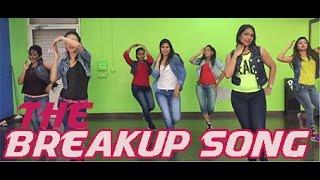 The Breakup Song  |  ADHM  |  Dance Cover | kunal | Dance floor studio |