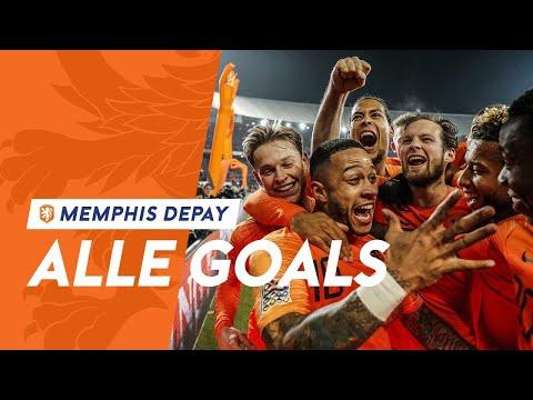 MEMPHIS 🧡 | Al Zijn Goals In Oranje
