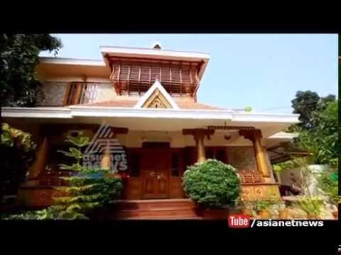 5500 Sqft Kerala Traditional Style 4 Bhk In Kalarcode