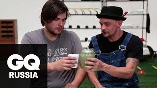 Похмельная лаборатория GQ: кофе против смузи