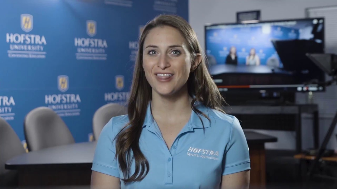 Teen Sports Broadcasting Program, Courses, and Classes | Hofstra