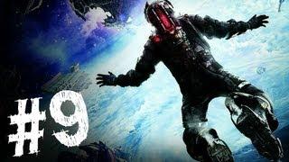 Dead Space 3 Gameplay Walkthrough Part 9 - Ubermorph the Regenerator - Chapter 5 (DS3)