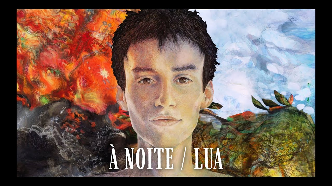 À Noite (interlude)  / Lua (feat. MARO) - Jacob Collier [OFFICIAL AUDIO]