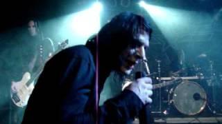 Deathstars - Tongues & The Fuel Ignites - Turku 26.2.2010
