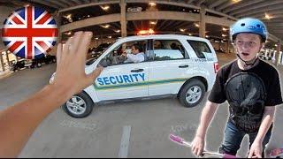 SECURITY RUINS FUN!