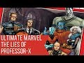 Ultimate X-Men #15: The Lies of Professor X