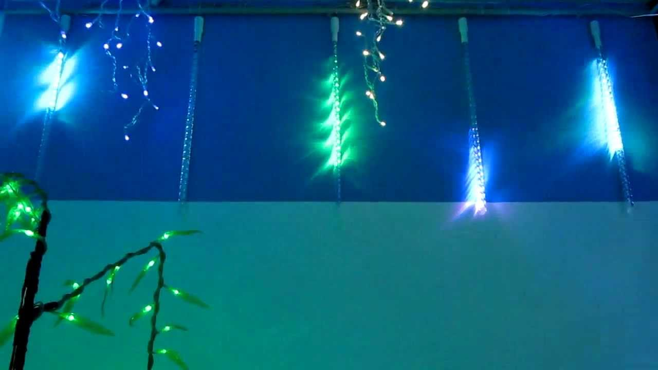 Гирлянда Mister Christmas Падающий снег SFLD-02-10-20