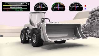 ZF Wheel Loader - cPOWER - animation (en)