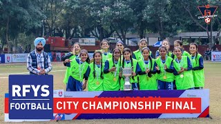 Highlights | Chandigarh School Girls Final