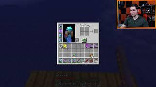"""Minecraft #304 -  """"Wyłowiłem książkę z mendingiem!"""""""