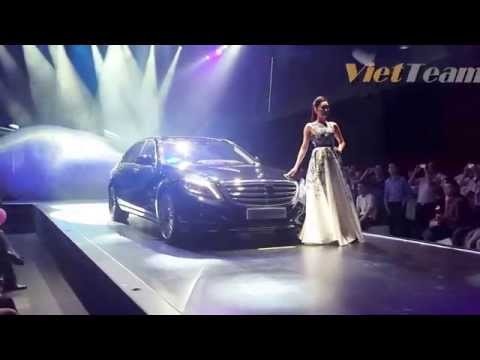 Show Mercedes Benz Fashion Week 2015 by VietTeam (Mercedes Benz GT S - Maybach S600 - S Class)