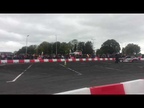 Ireland 🇮🇪 drift games Galway plaza