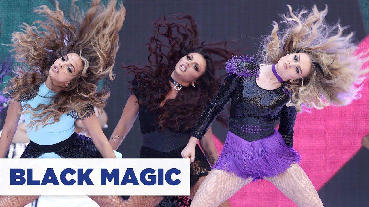 little mix u0027black magic u0027 summertime ball 2015 youtube