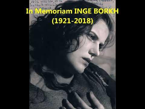 """INGE BORKH (1921-2018) : """"la mamma morta"""" and """"vicino a te"""" 1954"""