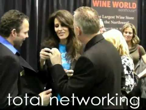 Wine World | Wine Tasting - Total Networking Seattle 2011