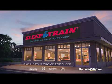 Goodnight Sleep Firm Hello Mattress Train [YTP]