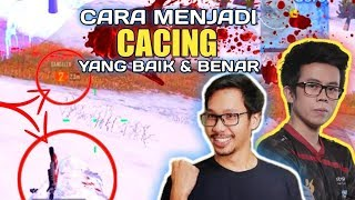 BANG ALEX + BENNYMOZA BELAJAR JADI CACING DI VIKENDI !!! - PUBG MOBILE INDONESIA