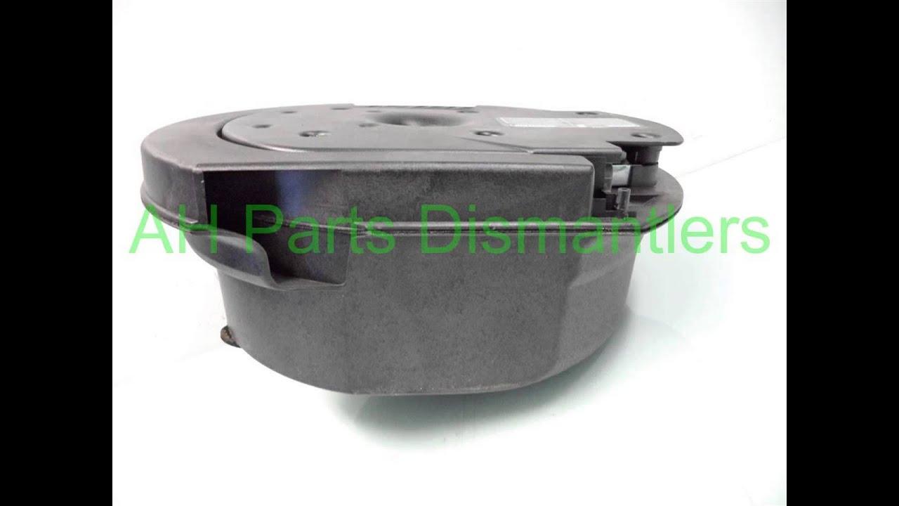 2006 acura rsx bose speaker ahparts com used honda acura lexus